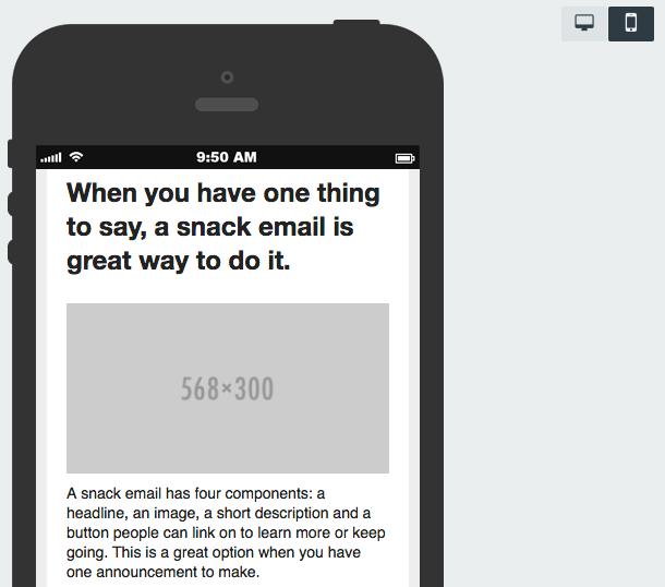 Optimize Your Emails for Mobile – Klaviyo - Help Center